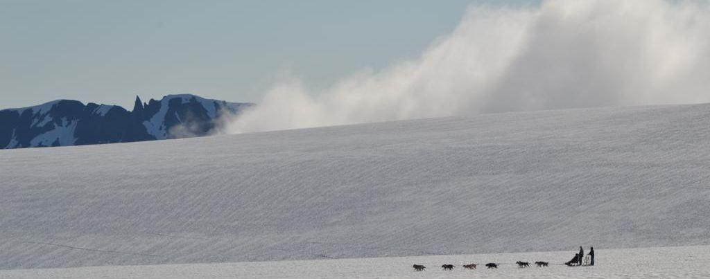 viatges a Alaska: trineus de góssos huskies - Lluna de Mel